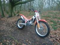Beta rev3 250 trials bike Road registered