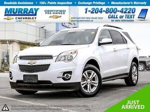 2013 Chevrolet Equinox AWD 4dr LT w/1LT *Bluetooth, Heated Mirro