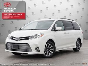 2019 Toyota Sienna Limited Package