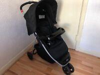 Babystart 3 wheeler buggy