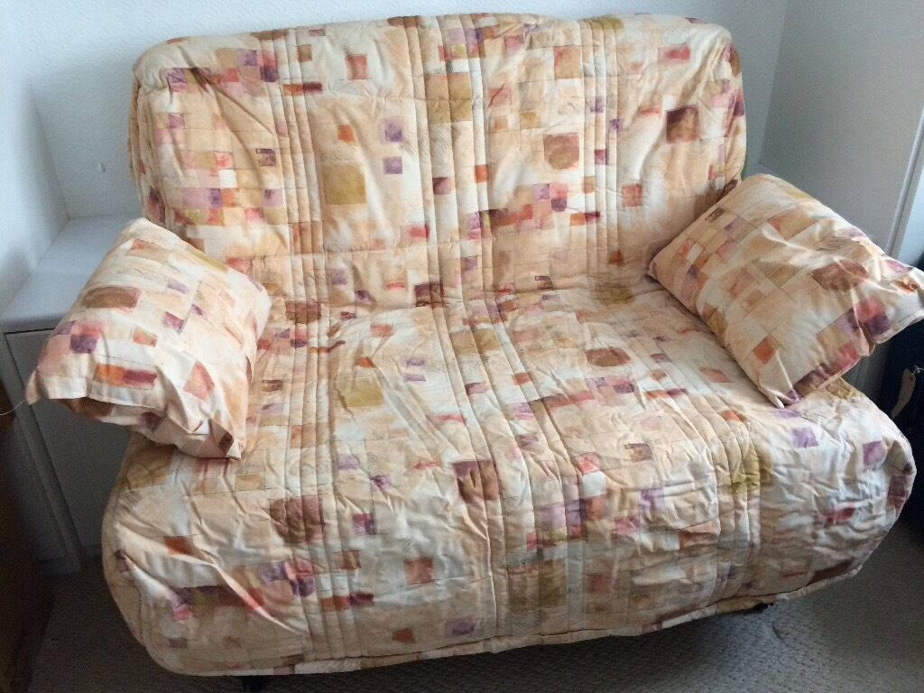 Slumberland Futon Style Sofabed As New