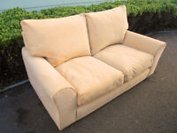 Two seater sofa *can deliver