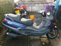 Piaggio X9 125cc Maxi Scooter (very low miles) for sale or swap