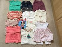 Bundle of 13 items age 3-6 months euc