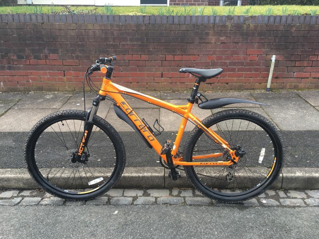 Electric Bicycles For Sale >> 2017 CARRERA VENGEANCE MOUNTAIN BIKE IN ORANGE *** LATEST MODEL *** | in Stoke-on-Trent ...