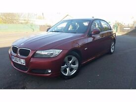 BMW 3 SERIES 2.0 320d EfficientDynamics 4dr 2010 **FULL BMW SERVICE HISTORY**