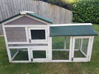 Chicken Coup/ Small rabbit/guineapig hutch and cover