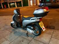 Honda PS 125 2013 Plate (NEW For SALE!!)