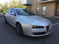 RARE ALFA ROMEO SPORTWAGEN 2.2 PETROL MANUAL ** HPI CLEAR ** ONE YEAR MOT **