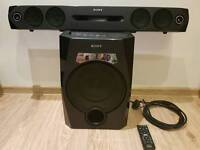 Sony HT-GT1 Sound Bar System in great condition