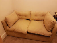 Sofa Bed - Excellent Condition - Used Only Twice - £30 - Collection Only
