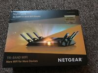 Netgear Nighthawk X6 AC3200 Wireless Router