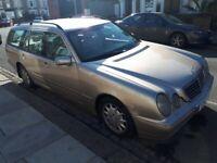 Mercedes-Benz, E CLASS, Estate, 2001, Semi-Auto, 3226 (cc), 5 doors