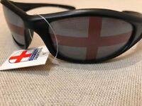 st georges day england football team summer sunglasses