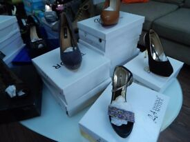 Job Lot Ladies/girls shoes/sandals/boots in sizes 5, 6, 7 and 8 only £200