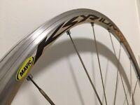 Mavic Ksyrium Elite Road Wheels Silver