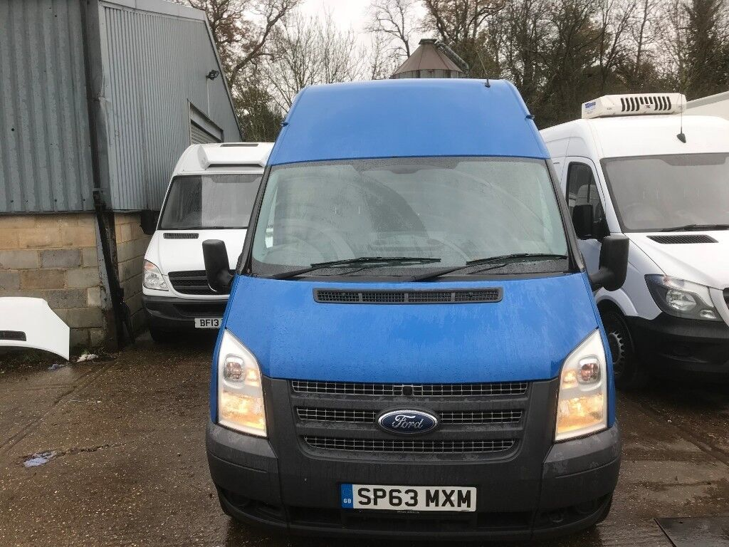 2013 ford transit mwb high roof 3 5 ton 1 owner