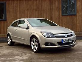 Vauxhall Astra 2.0 TURBO SRI ex styling pack