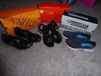 BNIB ladies shoes clarks, skechers, Dr Martens