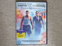 White House Down DVD - certificate 12