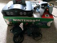 Nintendo 64 Boxed Bundle