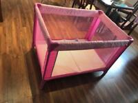 folding baby bed Travel Cot