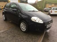Fiat punto 1.4 59 plate ideal first car