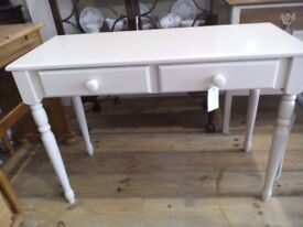 Painted Console or Dressing Table.