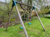 Swings - Quality Double Swing Set