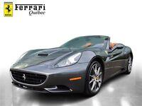 2012 Ferrari California F1 - CPO 2 Years Warranty