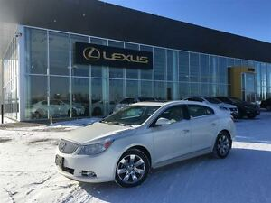 2011 Buick LaCrosse **CXL**LOW KMS!!!**LEATHER, PARK ASSIST**