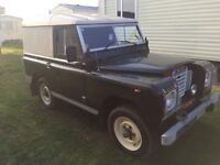 Landrover 3 series