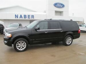 2016 Ford Expedition Max Limited 4X4 FULLY LOADED 8 PASS SEATING