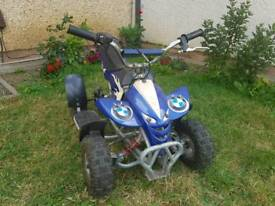 Boys quad bike 50cc
