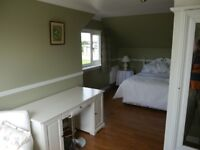 Large Study Bedroom in Shared House in St Andrews - would suit mature student or employed person