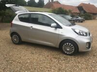 Kia Picanto 2011 (61 reg) - Great little car