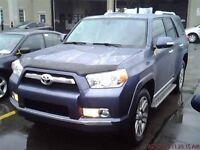 2010 Toyota 4Runner SR5 4X4 SUNROOF LEATHER NAVI
