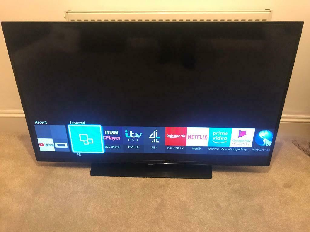 "SAMSUNG 48"" SMART WIFI LED HD TV | in Birmingham City Centre, West Midlands  | Gumtree"