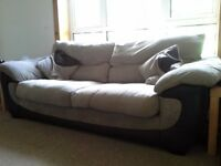 dfs 3 seater sofa 1 chair
