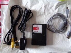 Sony Cyber-Shot DSC-W30 Camera leads