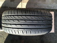 As-new Tyre 225 x 45 x 17