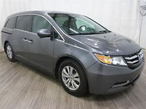 2014 Honda Odyssey EX-L Power Doors Leather Heated Seats