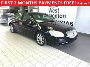 2011 Buick Lucerne CXL Premium V6, FIRST 2 MONTHS PAYMENTS FREE!