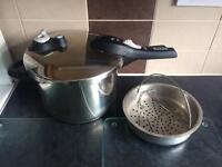 Tefal 6 Litre Pressure Cooker