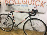 Custom Raleigh Scorpio Singlespeed bike