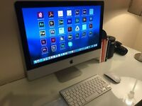 "Apple iMac 21.5"" 3.06 GHz Intel Core i3, 6GB DDR3, ATI Radeon HD 4670 256MB Graphics"