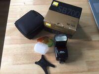 Nikon Speedlight SB700 flashgun very nice condition