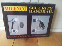 Caravan / Motorhome Security Handrail