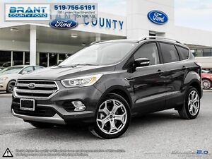 2017 Ford Escape Titanium - CLEAN CARPROOF!
