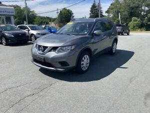 2015 Nissan Rogue S AWD - heated seats - backup cam
